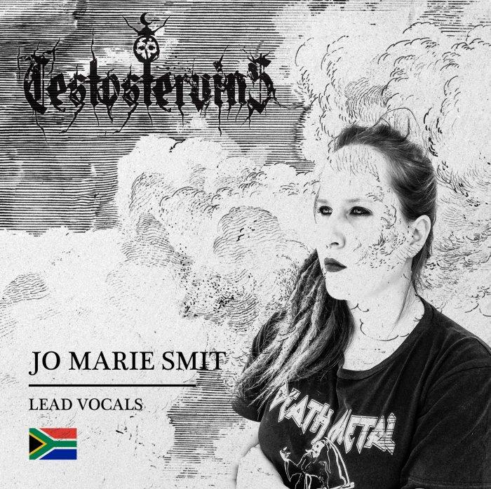 Testosteruins - Jo Marie Smit